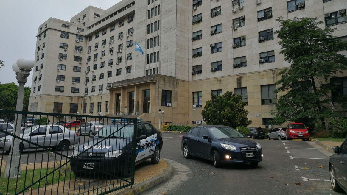 Los tribunales de Comodoro Py, donde se hará el juicio a Cristina Kirchner (Gustavo Gavotti)