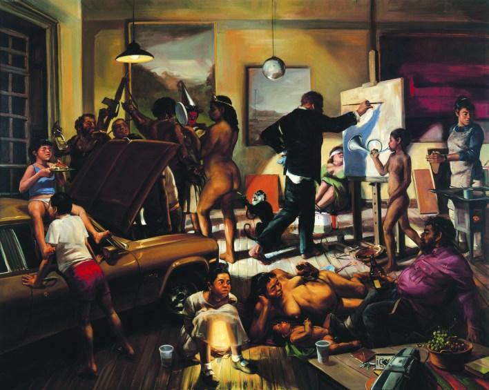 El regreso de los rufianes (Foto: daniellezama.net)