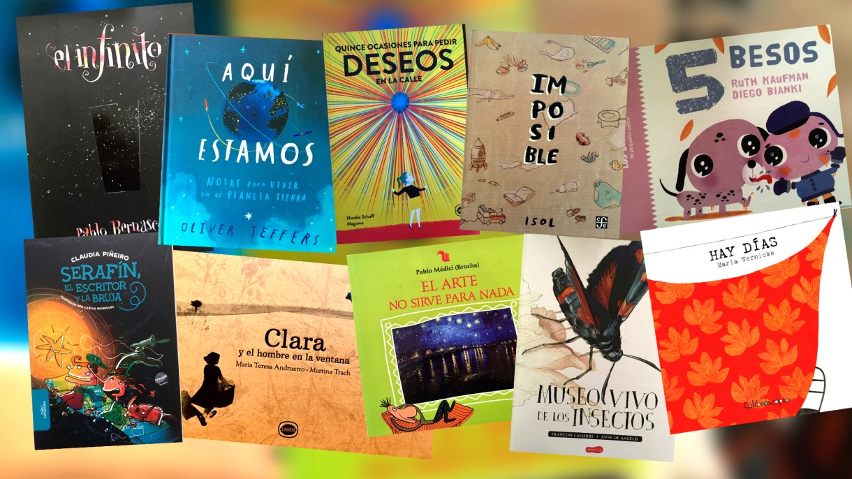 10 libros para chicos, chicas y jóvenes para regalar en esta Navidad