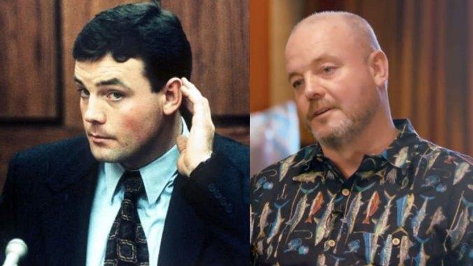 25 años después del escándalo reapareció John Bobbitt para recordar cuando su esposa le cortó el pene (Foto: AP, captura ABC)