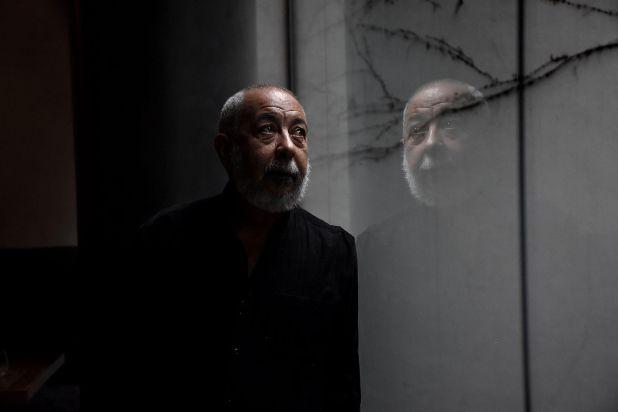 Retrato de Leonardo Padura, escritor cubano (Nicolás Stulberg)