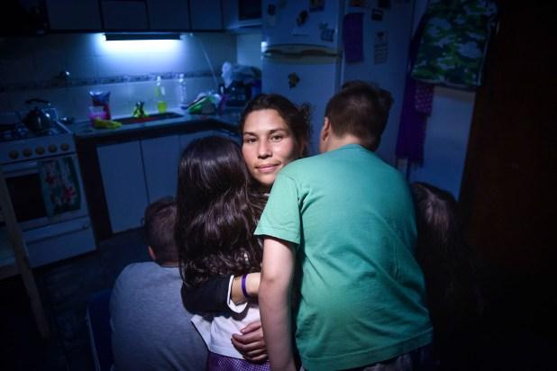 Vanesa Valle, víctima de violencia de género (Guille Llamos)