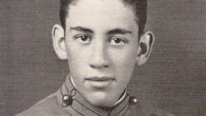 Un joven Salinger