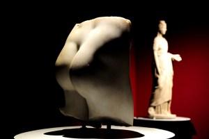 La exposición se centra en el aspecto fundamental de la cultura y sociedad británica (Foto: Mauricio Marat, INAH)