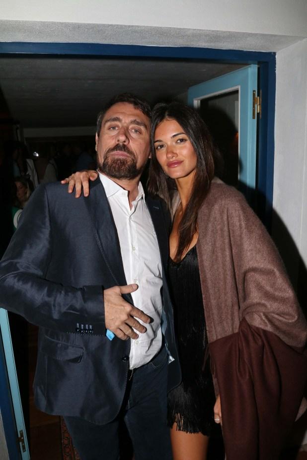 Guga Pereyra y Sofía Reynal