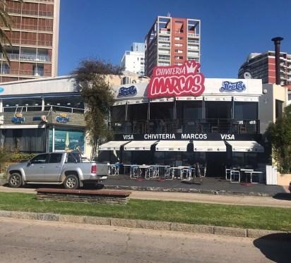 Chivitería Marcos, un clásico de chivitos de Punta del Este en la zona del puerto (Tripadvisor)