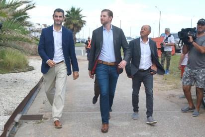 Eric Trump dijo que se siente un amigo de los uruguayos, que ama Argentina y que hasta que su padre sea presidente tendrá unúnico proyecto inmobiliario en Punta del Este (The Grosby Group)