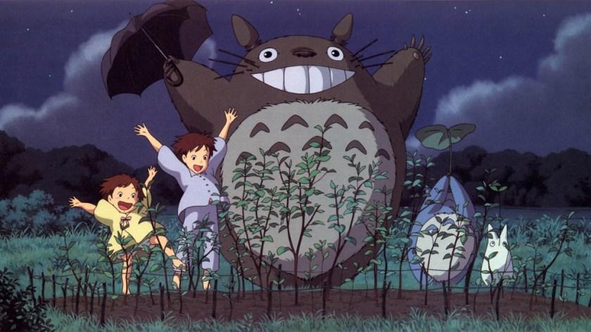 mi vecino Totoro 1920