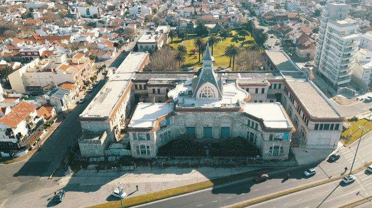 El antiguo asilo Unzué fue construido a comienzos del siglo XX (Christian Heit)