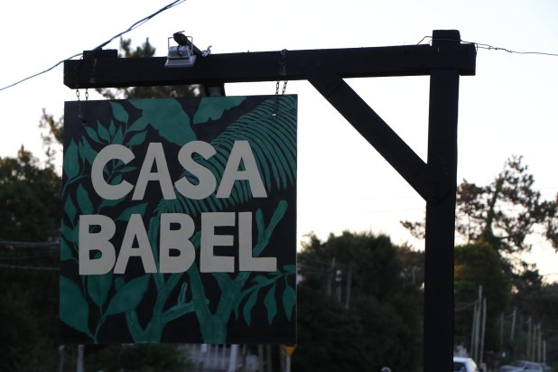 Toda la intimidad de Casa Babel en Punta del Este (Fotos: Matías Souto)