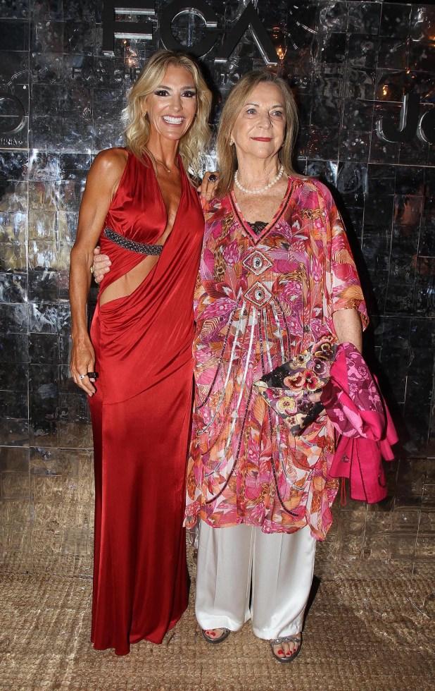 Gabriela Castellani y Patricia Ezcurdia