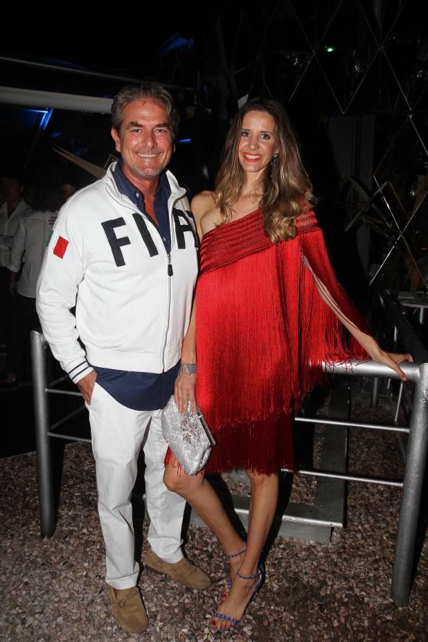 Alejandro Boniperti y Viviana Battan