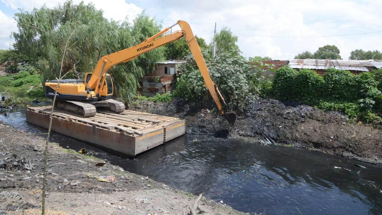 En 2008, la Corte Suprema ordenó trabajar en la recomposición ambiental de la Cuenca Matanza Riachuelo. Foto: Fernando Calzada/DEF.