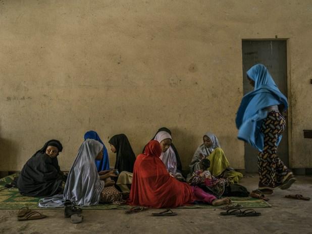 Mujeres en la Asociación Mujeres Dinámicas en Maradi(Laura Boushnak/The New York Times)
