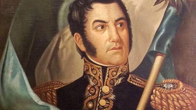 José de San Martín estuvo a cargo de la primera formación de los Granaderos a Caballo por pedido del Triunvirato