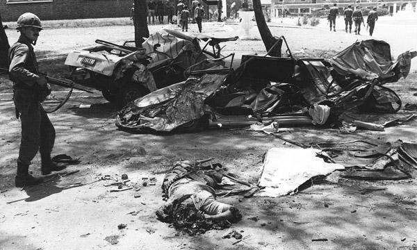 El plan del MTP era entrar, doblegar la resistencia militar, fusilar en la Plaza de Armas a los oficiales que hubiera que fusilar y salir con los tanques por la avenida Crovara, orientando hacia la Plaza de Mayo la movilización popular