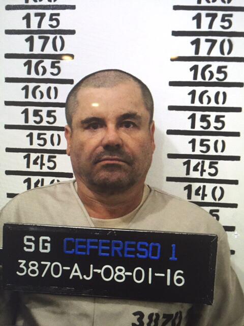 El líder del Cártel de Sinaloa fue extraditado a Estados Unidos (Foto: Cuartoscuro)