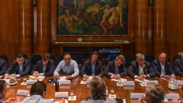Los representantes de las principales empresas productoras de gas se había reunido antes, a fines de enero, con el secretario de Energía (Hacienda)