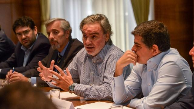 Gustavo Lopetegui, secretarío de Energía (Hacienda)