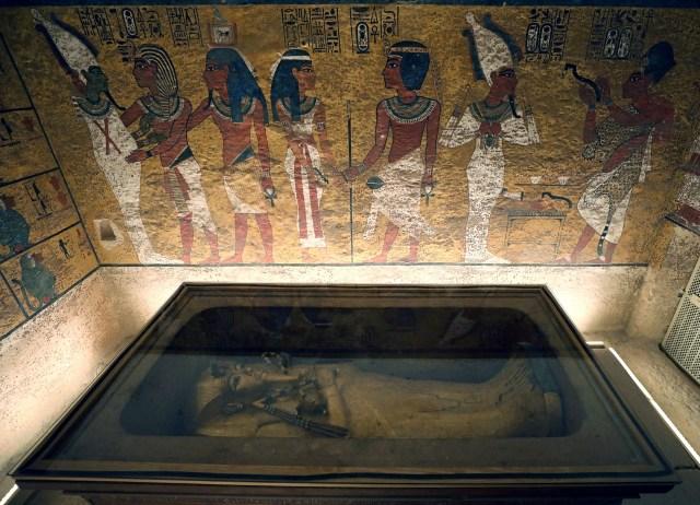 La pequeña tumba del faraón niño, uno de los iconos del Valle de los Reyes, está ahora en mejores condiciones que cuando la descubrió el arqueólogo Howard Carter en 1922, según dijeron arqueólogos egipcios y del equipo responsable del proyecto