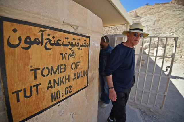 La decisión de limitar el flujo de turistas dependerá del Ministerio de Antigüedades, que se financia en parte de las entradas que pagan los visitantes