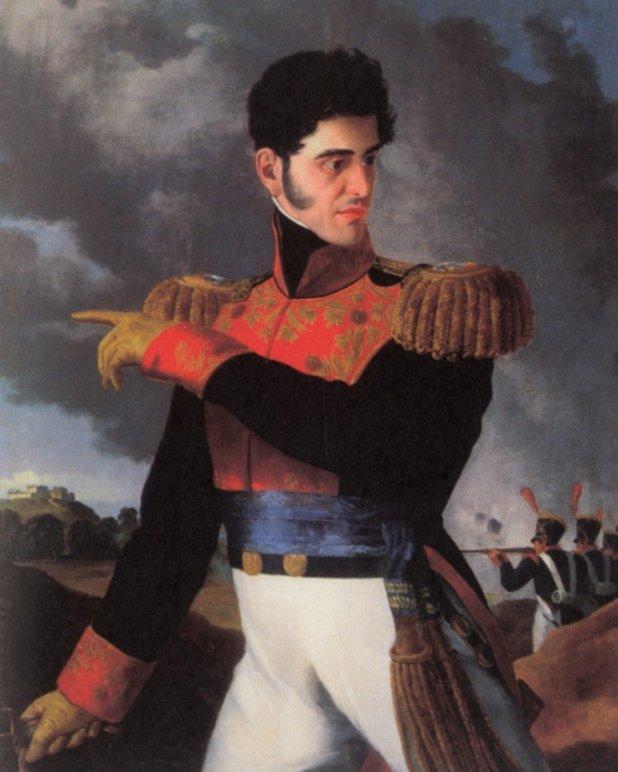 No fue Santa Anna quien firmó el tratado