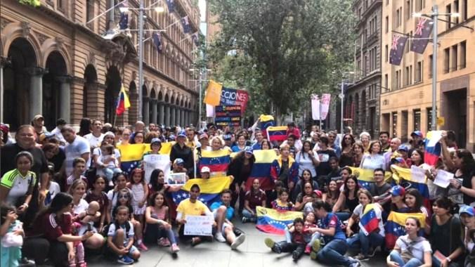 Venezolanos en Sydney (@amir_richani)