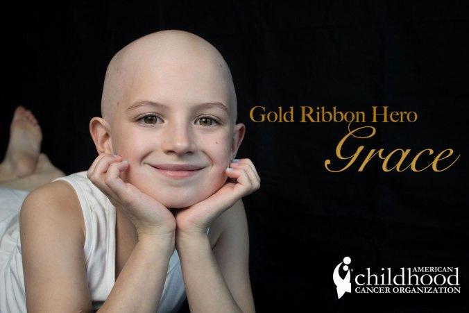 A pesar de haber sido diagnosticada con un tumor cerebral, Grace Eline nunca perdió la sonrisa, algo que inspiró a su familia y a los médicos y enfermeras que estuvieron con ella durante el tratamiento