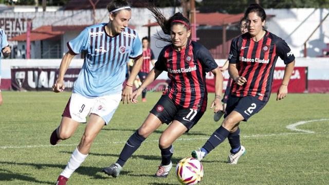 Comienza la segunda parte del torneo de Primera División femenino de AFA (Instagram: @uaiurquiza)