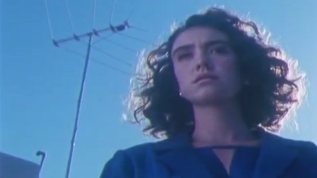 La actriz Sofía Viruboff, en la película de Spiner