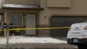 La casa donde se cometió el asesinato (Foto: Captura de pantalla/FOX13)