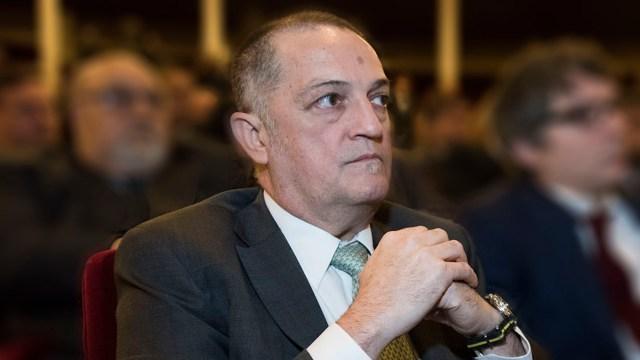 El juez federal Luis Rodríguez (foto Adrián Escandar)