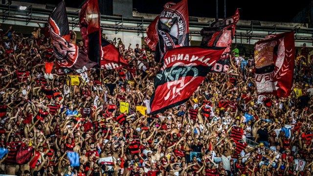 Los torcedores del Flamengo representan a una de las aficiones más populares del mundo (Twitter oficial)