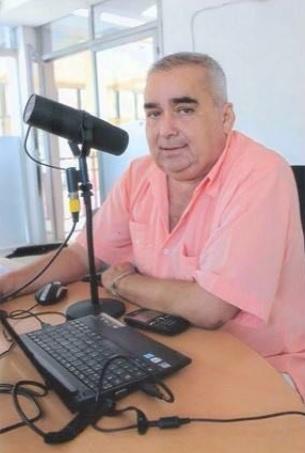 La Fiscalía General del Estado (FGE) de Tabasco inició una carpeta de investigación por el asesinato del locutor (Foto: tomada de Facebook)