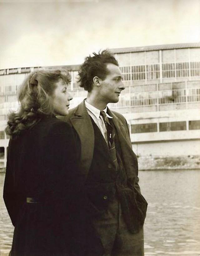 André Gorz y Dorine Keir
