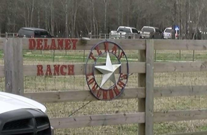 Un rancho en Texas es el escenario de una masacre. (Foto: Especial)