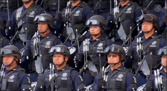 En total, el Secretario demandó el regreso de 13 agentes de la Policía Federal (Foto: Twitter PoliciaFedMx)