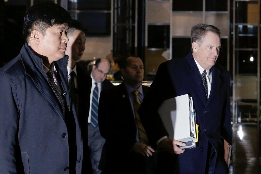 Representante de EEUU para el Comercio, Robert Lighthizer (Reuters)
