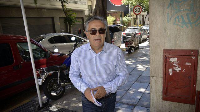 Alfredo Cornejo, gobernador de Mendoza y presidente de la UCR (Gustavo Gavotti)