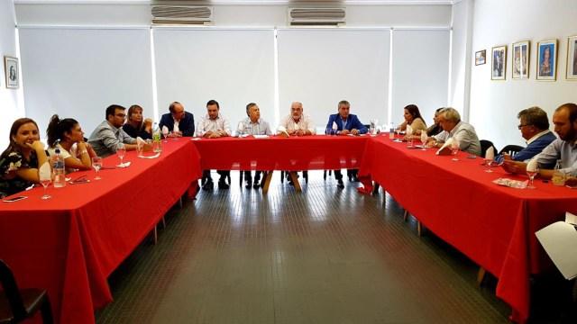 El comité nacional de la UCR resolvió la intervención de Santa Fe