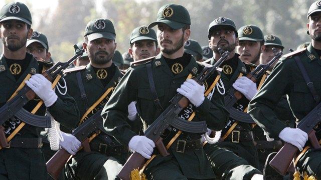Los Guardianes de la Revolución, el cuerpo de élite del ejército de Irán