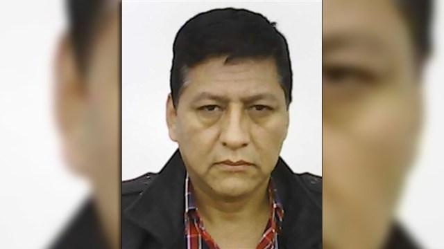 Most wanted: foto de Farfán difundida por el Registro Nacional de Reincidencia. Tenía una recompensa de medio millón de pesos sobre su cabeza.