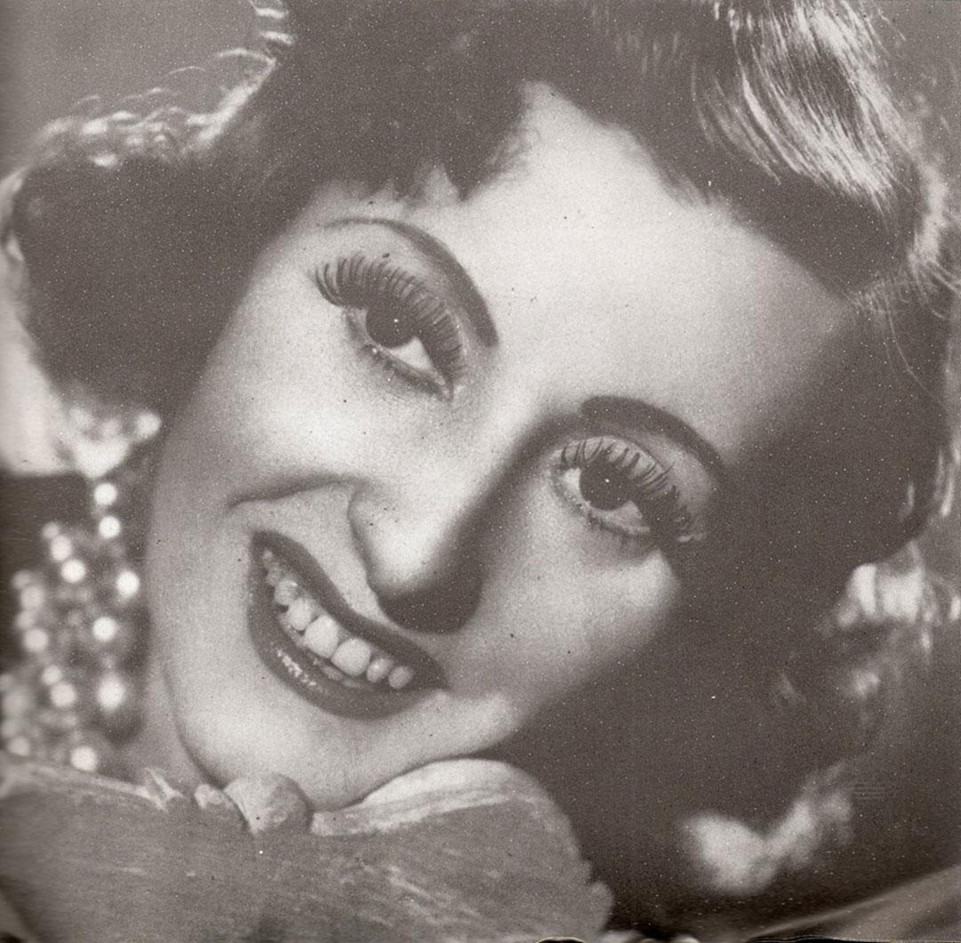 Ana Luciano Divis, Tania