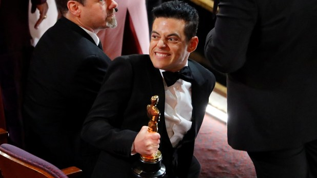 91st Academy Awards: Rami Malekganador Mejor ActorREUTERS/Mike Blake TPX IMAGES OF THE DAY