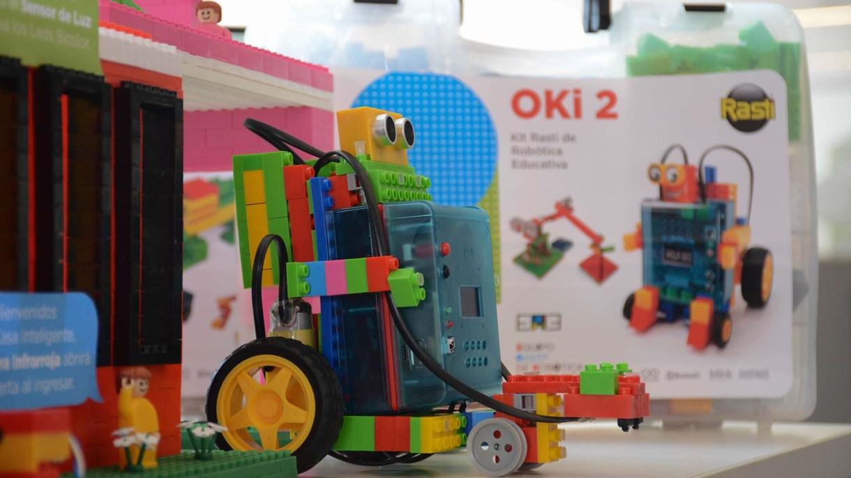 Uno de los modelos de robótica