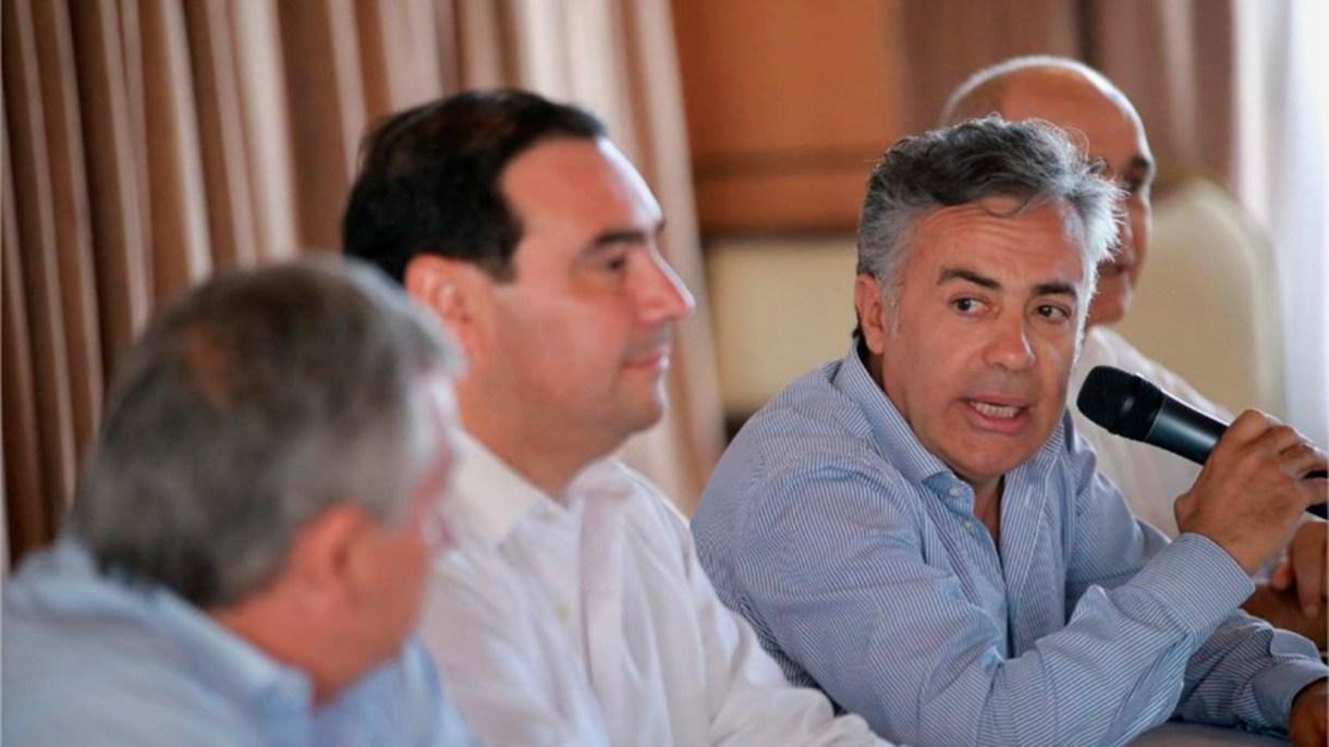 Los gobernadores de la UCR se reunieron en Corrientes