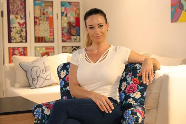 Jazmín Garbini, la diseñadora de interiores que eligen las celebridades recibió a Infobae boutique de Palermo