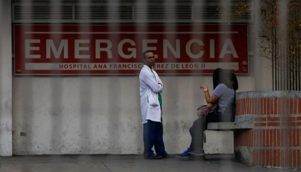 La crisis sanitaria, en su peor momento, ante la reducción de la atención en los hospitales (AFP)