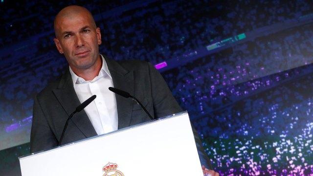 Zidane es el nuevo entrenador del Real Madrid (Reuters)