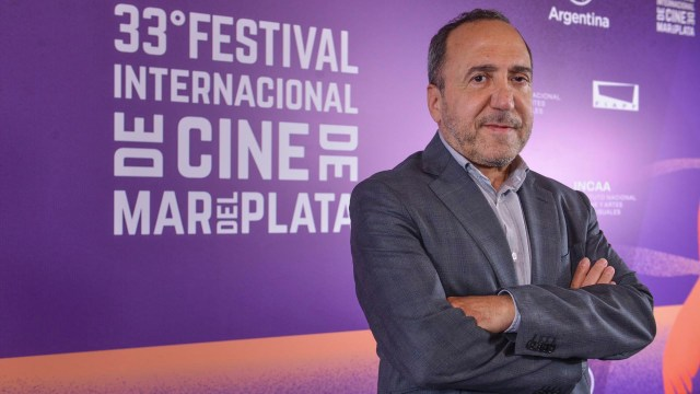 El directior dialogó con Infobae Cultura en el marco de la 33° edición del Festival de Cine de Mar del Plata
